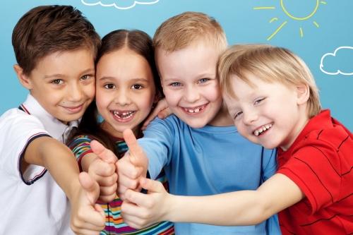 Развивающая группа для детей и подростков «Социальные игры Гюнтера Хорна»